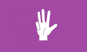 Čtyři prsty