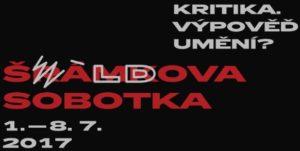 Šrámkova Sobotka 2017