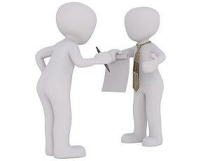 Stvrdit, nebo ztvrdit dohodu podpisem?