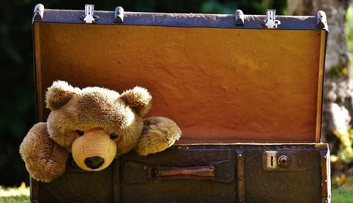 Sbalit, nebo zbalit kufr?