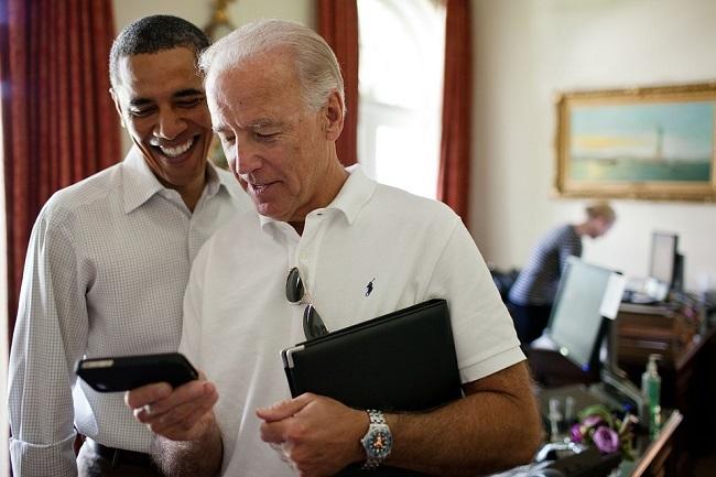 Joe Biden byl viceprezident, nebo víceprezident USA?
