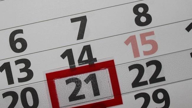Víte, jak vznikly názvy dnů v týdnu?