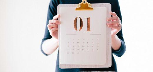 Nový rok – velké, nebo malé písmeno?