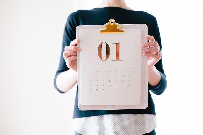 Nový rok – velké, nebo malé počáteční písmeno?