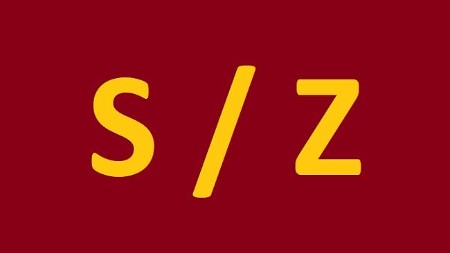 S, nebo Z?