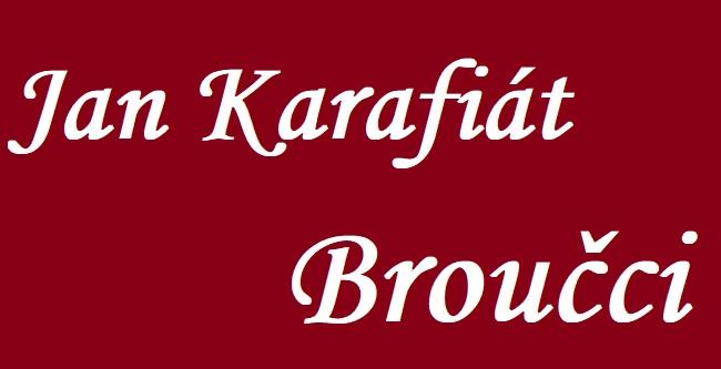 Jan Karafiát: Broučci (pohádka online – kompletní text)