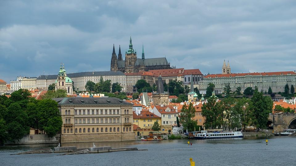 Pražský hrad – sídlo prezidenta České republiky