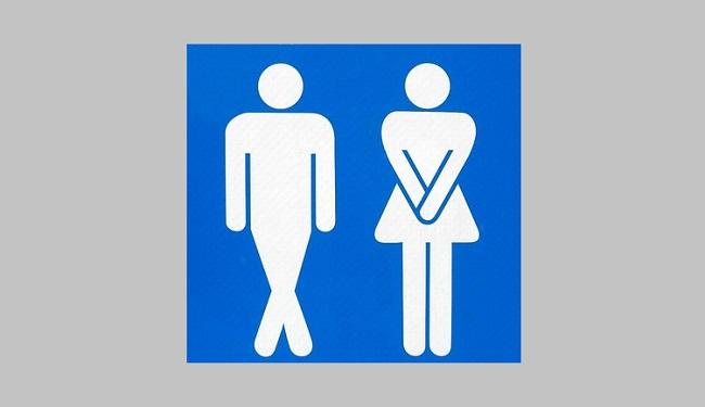 Toaleta – symboly