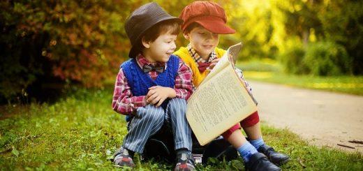 Děti a četba