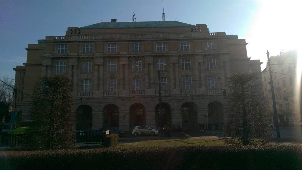 Filozofická fakulta Univerzity Karlovy, Praha