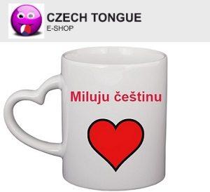 Hrneček Miluju češtinu