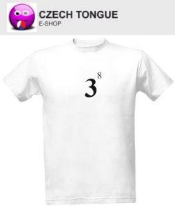Pánské triko Tři na osmou