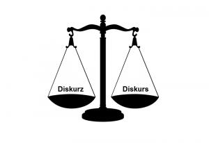 Diskurz, nebo diskurs?