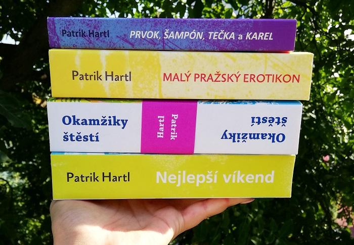 Patrik Hartl – knihy