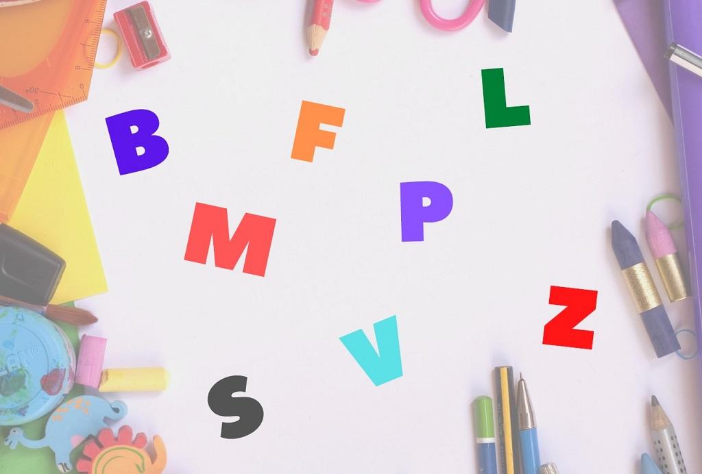 Vyjmenovaná slova po B, F, L, M, P, S, V, Z